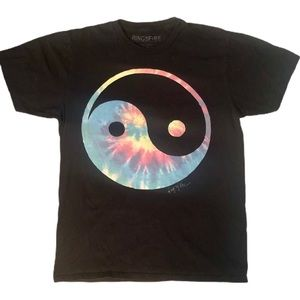 Ring of Fire Downtown Los Angeles 100% Cotton Tee